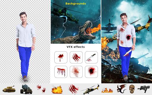 Movie Effect : Photo editor , HD Movie creator 5 تصوير الشاشة