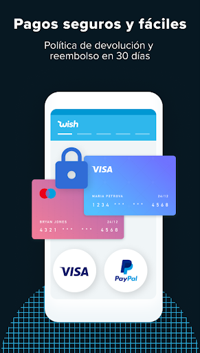 Wish - No pagues de más screenshot 5