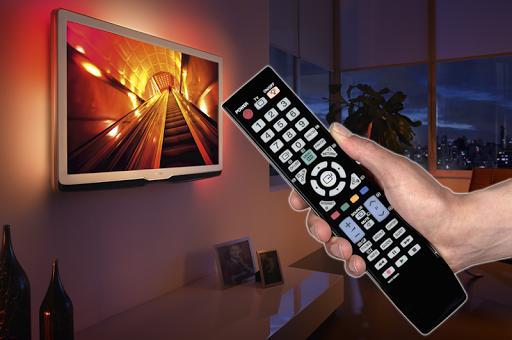 TV screen controller screenshot 1