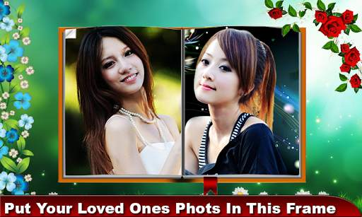 Photobook Photo Editor – Dual Frames Photo Collage screenshot 6