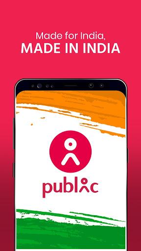 Public - Indian Local Videos screenshot 1