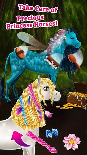 Princess Horse Club 3 - Royal Pony & Unicorn Care screenshot 5