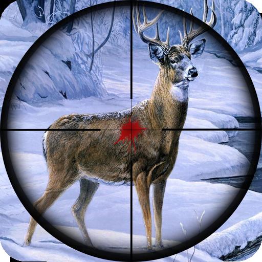 Sniper Animal Shooting 3D:Wild Animal Hunting Game icon