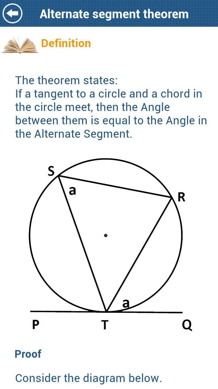 GCSE Maths Geometry Revision L screenshot 8