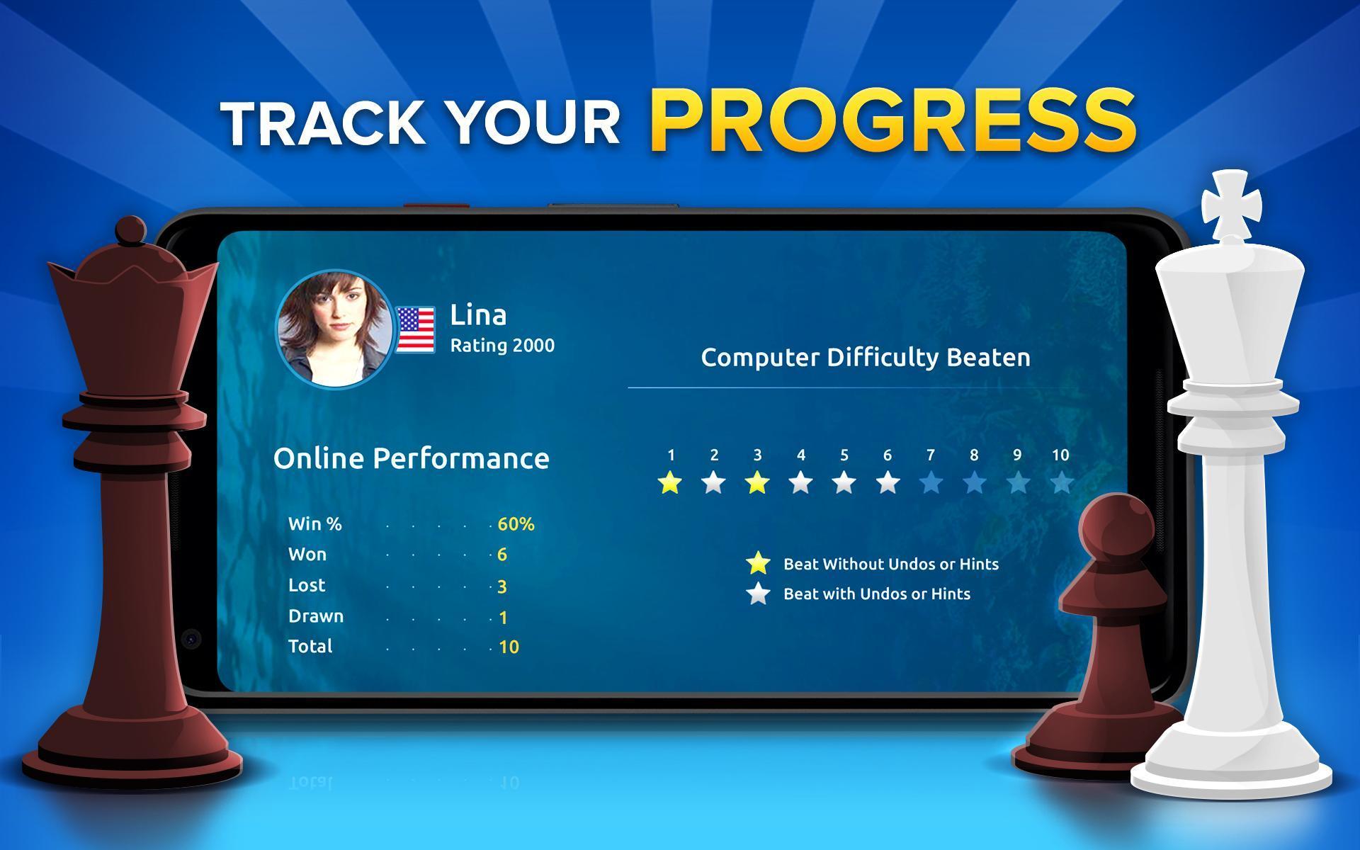 Chess Stars - Play Online screenshot 22