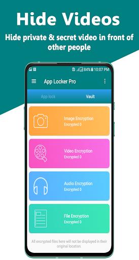 App Lock - Photos, Video, File & App Vault screenshot 4