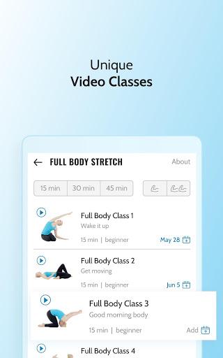 StretchIt - Stretching Video-Classes 11 تصوير الشاشة