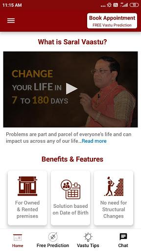 Saral Vaastu – Vastu Tips & Guide, Compass App screenshot 4