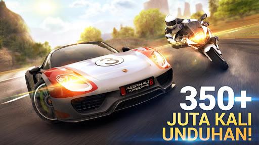 Asphalt 8: Airborne - Fun Real Car Racing Game screenshot 1