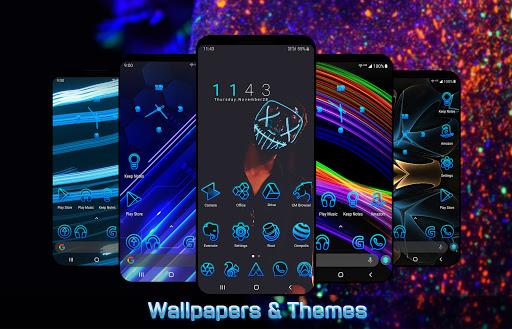 خلفيات 2021 وموضوعات لنظام Android ™ 1 تصوير الشاشة