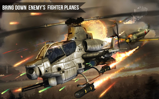 Helicopter Games Simulator : Indian Air Force Game screenshot 4