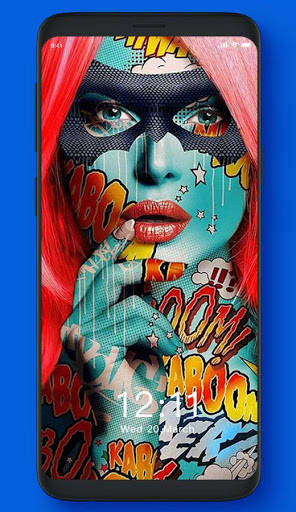 4D Wallpaper 2020 4 تصوير الشاشة