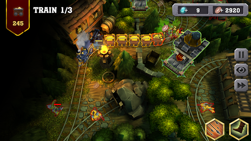Train Tower Defense screenshot 4