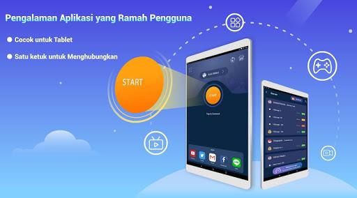 Free VPN Lightsail | Ultra Fast & Better VPN Proxy screenshot 6