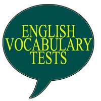 English Vocabulary Test आइकन