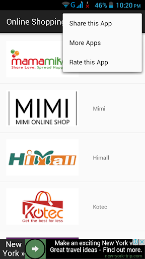 Online Shopping Kenya screenshot 1