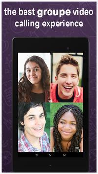Video Calling for whatsap 2 تصوير الشاشة