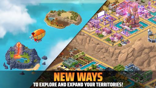 City Island 5 - Tycoon Building Simulation Offline 4 تصوير الشاشة