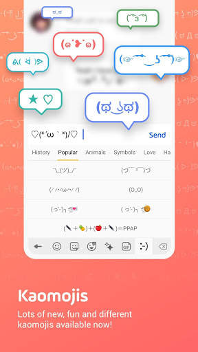 Facemoji Emoji Keyboard:DIY, Emoji, Keyboard Theme screenshot 6