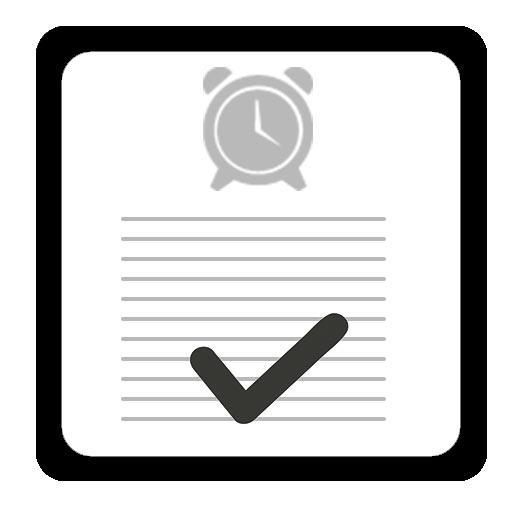 Reminder App with alarm أيقونة
