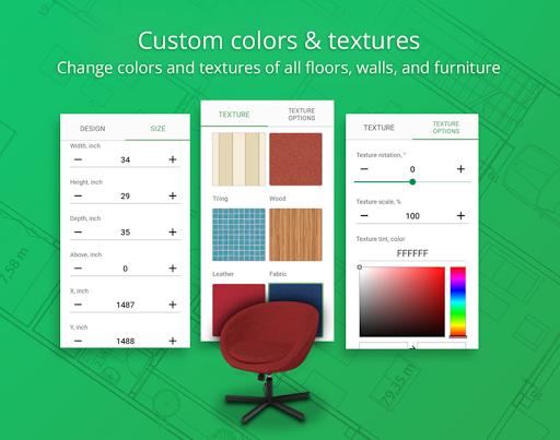 Planner 5D - Home & Interior Design Creator screenshot 11