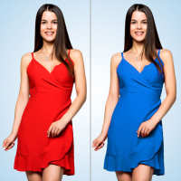 Change Dress And Clothe Color on 9Apps