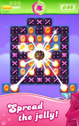 Candy Crush Jelly Saga 9 تصوير الشاشة