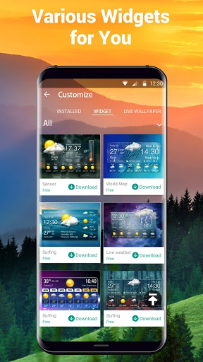 weather and temperature app Pro screenshot 6