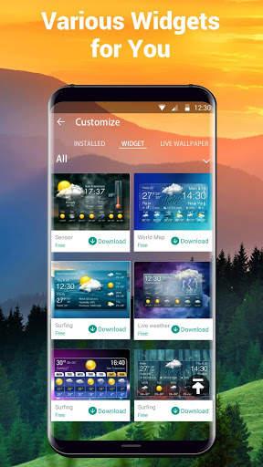 Today Weather& Tomorrow weather app screenshot 5