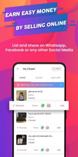 CoutLoot🇮🇳 - Local Online Dukaan| Earn Money screenshot 4