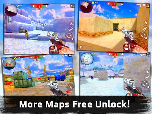 Gun Strike Force: Modern Ops - FPS Shooting Game screenshot 21