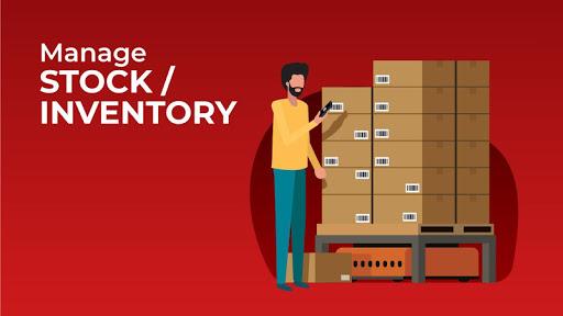 Invoicing, Billing, GST, Inventory, Accounting 3 تصوير الشاشة