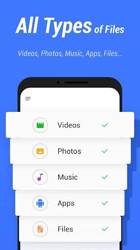 InShare - Share Apps & File Transfer screenshot 5