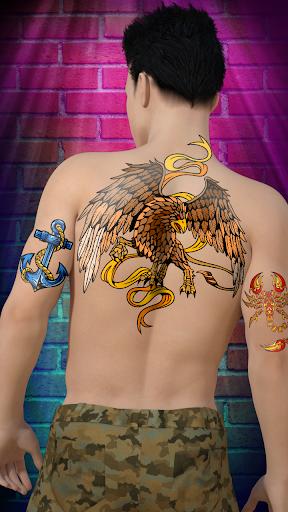 Tattoo drawing – tattoo my photo screenshot 5