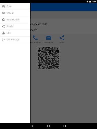 QR & Barcode Scanner screenshot 15