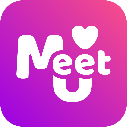 MeetU-Live Video Call, Stranger Chat & Random Chat icon