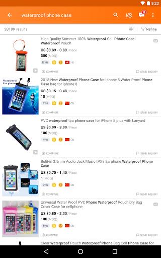 Alibaba.com - Leading online B2B Trade Marketplace screenshot 9