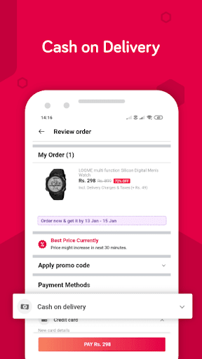 Snapdeal Online Shopping App - Shop Online India screenshot 6