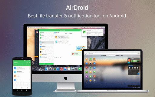 AirDroid: Remote access & File screenshot 9