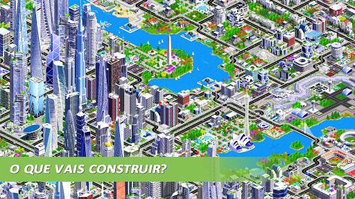 Designer City: Jogo de criação screenshot 1