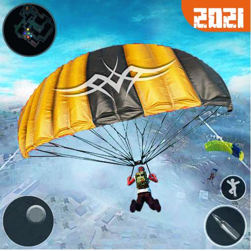 Strike Fire 3d survival Commando Fps 2021 आइकन