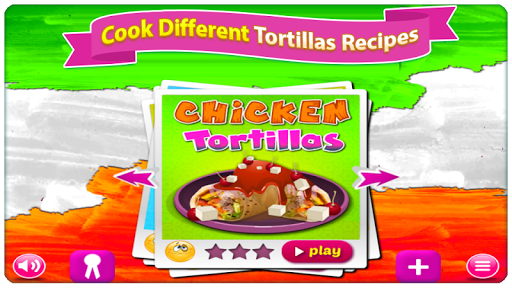 Baking Tortilla 4 - Cooking Games screenshot 2