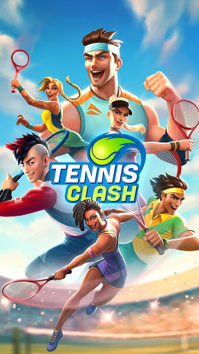 Tennis Clash: 1v1 Free Online Sports Game screenshot 5