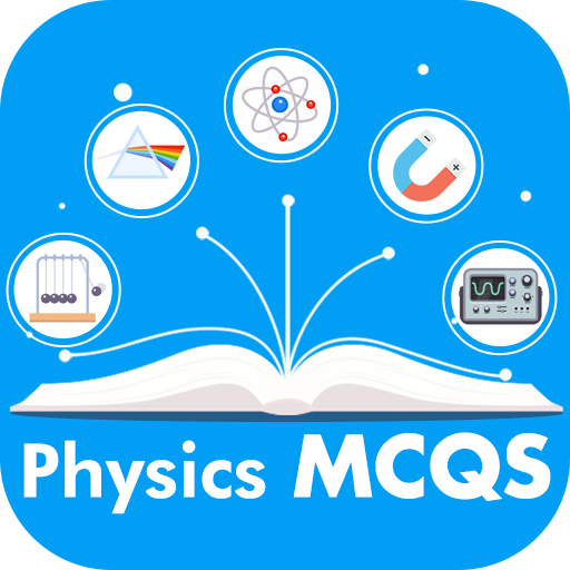 Physics MCQs with Answer and Explanations icon