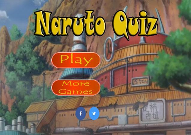 Quiz for Naruto screenshot 1