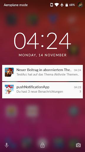 Push Box - Push Notifications screenshot 2