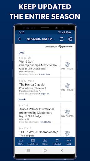 PGA TOUR screenshot 8