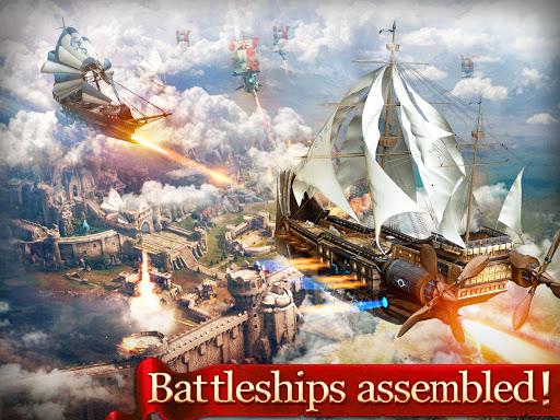 Age of Kings: Skyward Battle 18 تصوير الشاشة