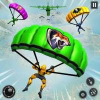 Fps Robot Shooting Strike: Counter Terrorist Games on 9Apps