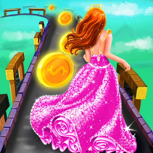 Princess Castle Runner: Endless Running Games 2020 icon